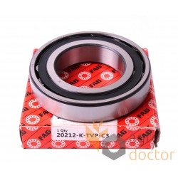 20212-K-TVP-C3 [Schaeffler] Tapered roller bearing