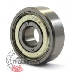 628ZZ Deep groove ball bearing