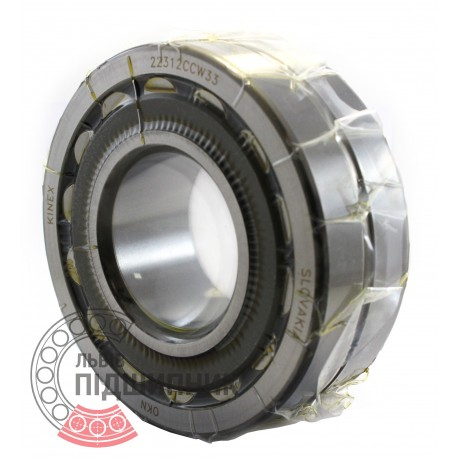 53612 (22312 CСW33) [ZKL Kinex] Spherical roller bearing