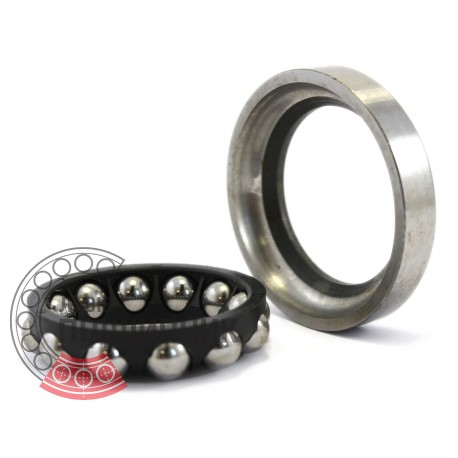 996905E [ГПЗ] Радіально-опорний кульковий пiдшипник
