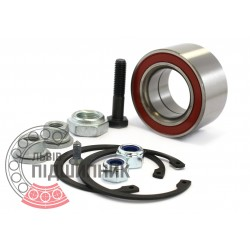 03662FE [Febi] Angular contact ball bearing