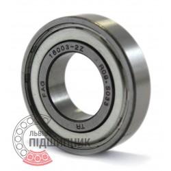 16003 2Z [FAG] Deep groove ball bearing