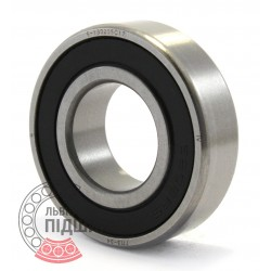 6205-2RS/P6 [GPZ-34] Deep groove ball bearing
