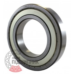 6218-ZZ/P6 [GPZ-34] Deep groove ball bearing
