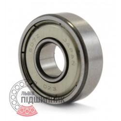 607.ZZ [EZO] Deep groove ball bearing