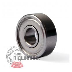 605.H.ZZ [EZO] Мініатюрний закритий кульковий підшипник