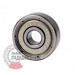 624.ZZ [EZO] Miniature deep groove ball bearing