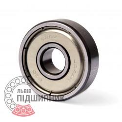 626.ZZ [EZO] Miniature deep groove ball bearing