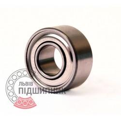 685 ZZ [EZO] Мініатюрний закритий кульковий підшипник