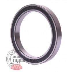 6808-2RS [EZO] Shielded metric ball bearing