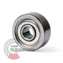 623.ZZ [EZO] Miniature deep groove ball bearing