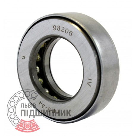 98206 [GPZ] Thrust ball bearing
