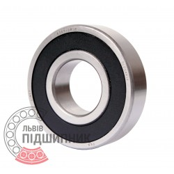 6307 2RSR [Kinex] Deep groove ball bearing