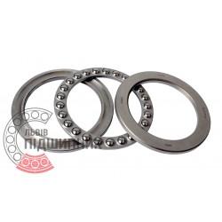 51120 [Kinex] Thrust ball bearing