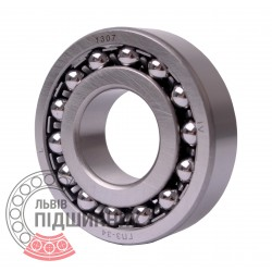 1307 [GPZ-34] Self-aligning ball bearing