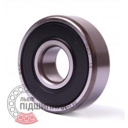 6302-2RSC3 [SKF] Deep groove ball bearing