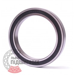 61807 2RS [EZO] Deep groove ball bearing