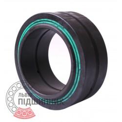 GE80E-2RS / GE80 ES 2RS / GE80 DO 2RS [Fluro] Radial spherical plain bearing