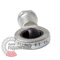 EI 16 / SI 16 [Fluro] Шарнірна головка з внутрішньою різьбою