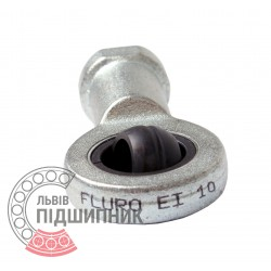 EI 10 / SI 10 [Fluro] Rod end with female thread