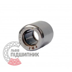 HFL0615 [FBJ] Drawn cup needle roller clutch