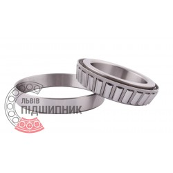 32015 X P6 [GPZ 34] Tapered roller bearing