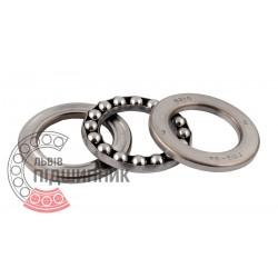 51210 [GPZ-34] Thrust ball bearing