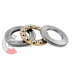 51320M [GPZ-34] Thrust ball bearing