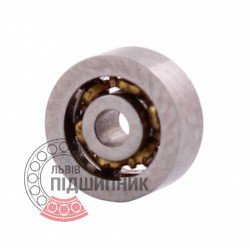 1000091 [GPZ] Deep groove ball bearing
