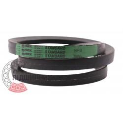 SPB-1550 [Stomil] Standard ремінь привідний клиновий SPB1550 Lw/16.3х13-1490Li