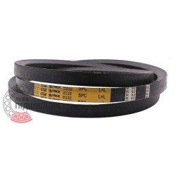 SPC-10000 [Stomil] Reinforced ремінь привідний клиновий SPC10000 Lw/22х18-9917Li