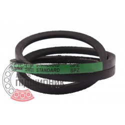 SPZ-1000 [Stomil] Standard Classic V-Belt SPZ1000 Lw/9.7х8-962Li