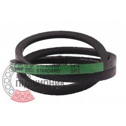 SPZ-875 [Stomil] Standard ремінь привідний клиновий SPZ875 Lw/9.7х8-837Li