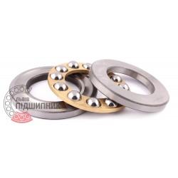 51320 Thrust ball bearing