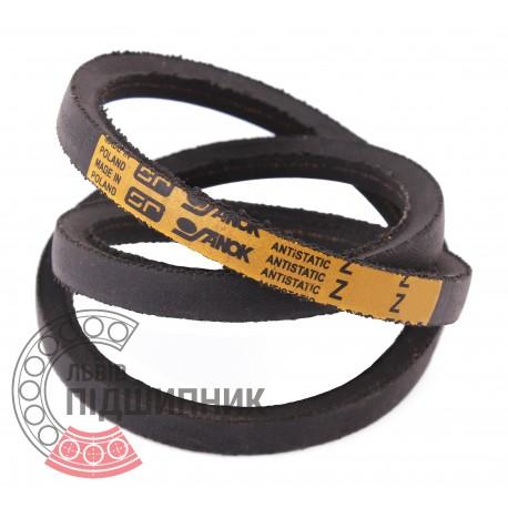 Z-1500 [Stomil] Reinforced Classic V-Belt Z1500 Lw/10x6-1476Li