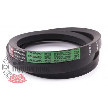 B-3150 [Stomil] Standard ремень приводной клиновой B3150 Lw/17х11-3106Li