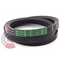 B-1600 [Stomil] Standard ремень приводной клиновой B1600 Lw/17х11-1556Li