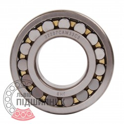 22207 [JHB] Spherical double row roller bearing