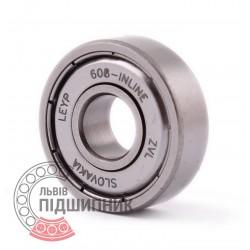 608.ZZ ABEC-5 [ZVL] Deep groove ball bearing