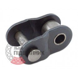 06B-1  Roller chain offset link (t-9.525 mm)