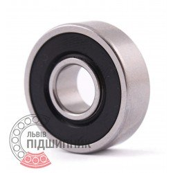 608.H-2RS [EZO] Deep groove ball bearing, stainless steel