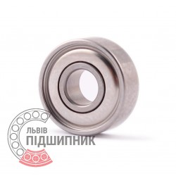 694.H.ZZ [EZO] Deep groove ball bearing, stainless steel