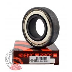 6205 ENC ZZ 330°C[BRL] Deep groove ball bearing