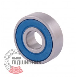 608 2RS ENC INOX [BRL] Stainless sealed ball bearing
