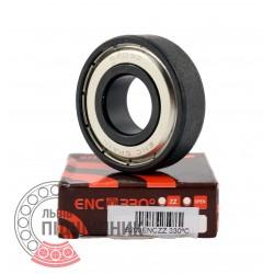 80203 / 6203 ENC ZZ 330°C) [BRL] Високотемпературний кульковий підшипник