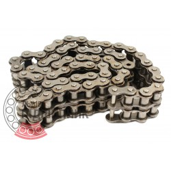 10A-2 [Rollon] Duplex steel roller chain (pitch= 15.875mm)