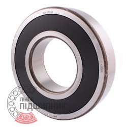6319 2RSR C3 [ZKL] Deep groove ball bearing