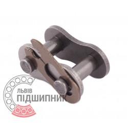 1820-1 [CPR] Ланка цепи соединительная (ПР- мм)