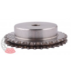 05B-2 Roller chain sprocket T- 33, d-12mm