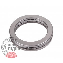 Thrust ball bearing 51117